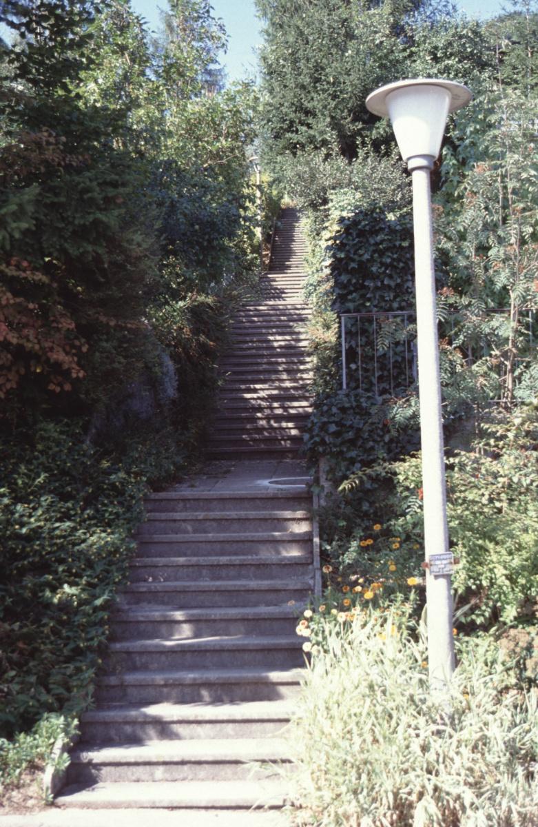 Treppe im Aemet, Rigistr-Glärnischstr