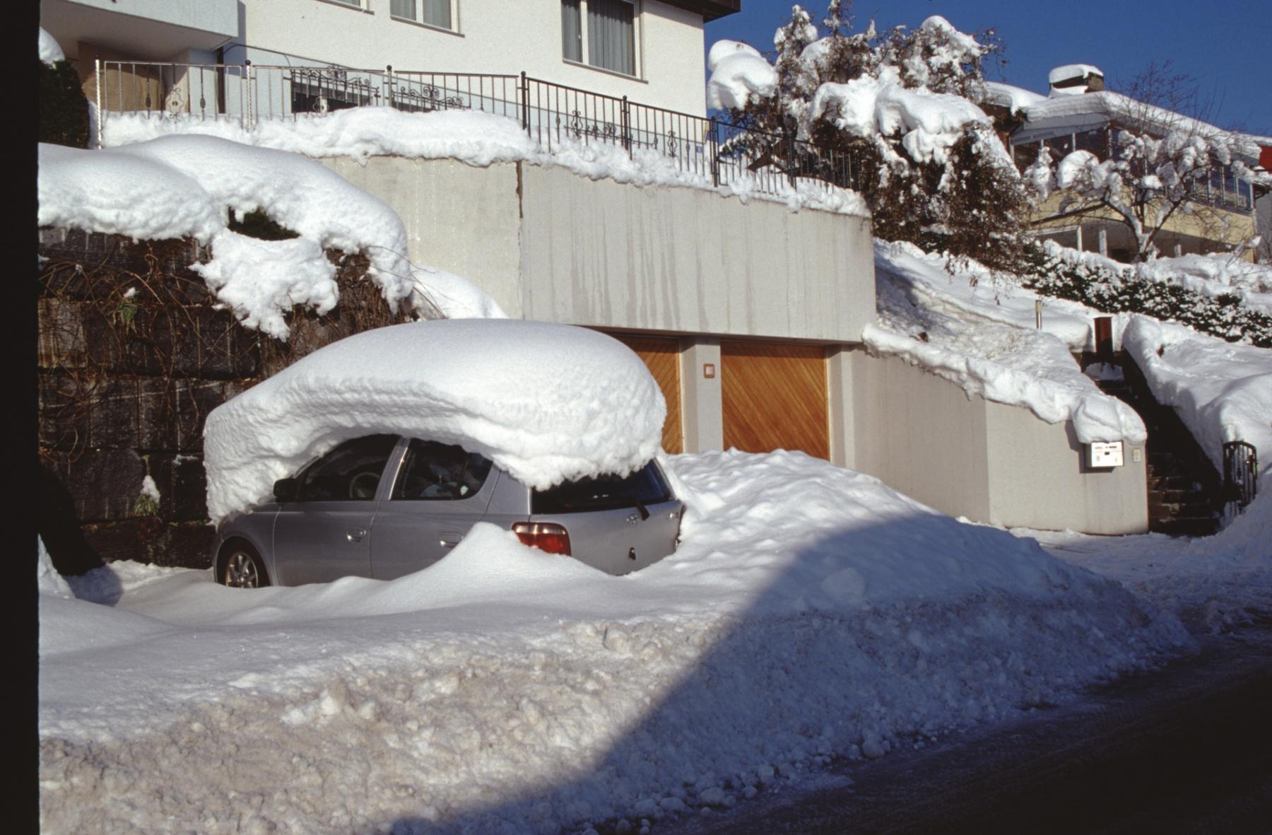 Winter Glärnischstr