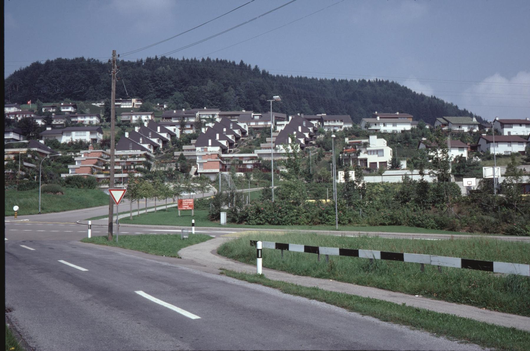 Bahnhofstr. Blick auf Aemet