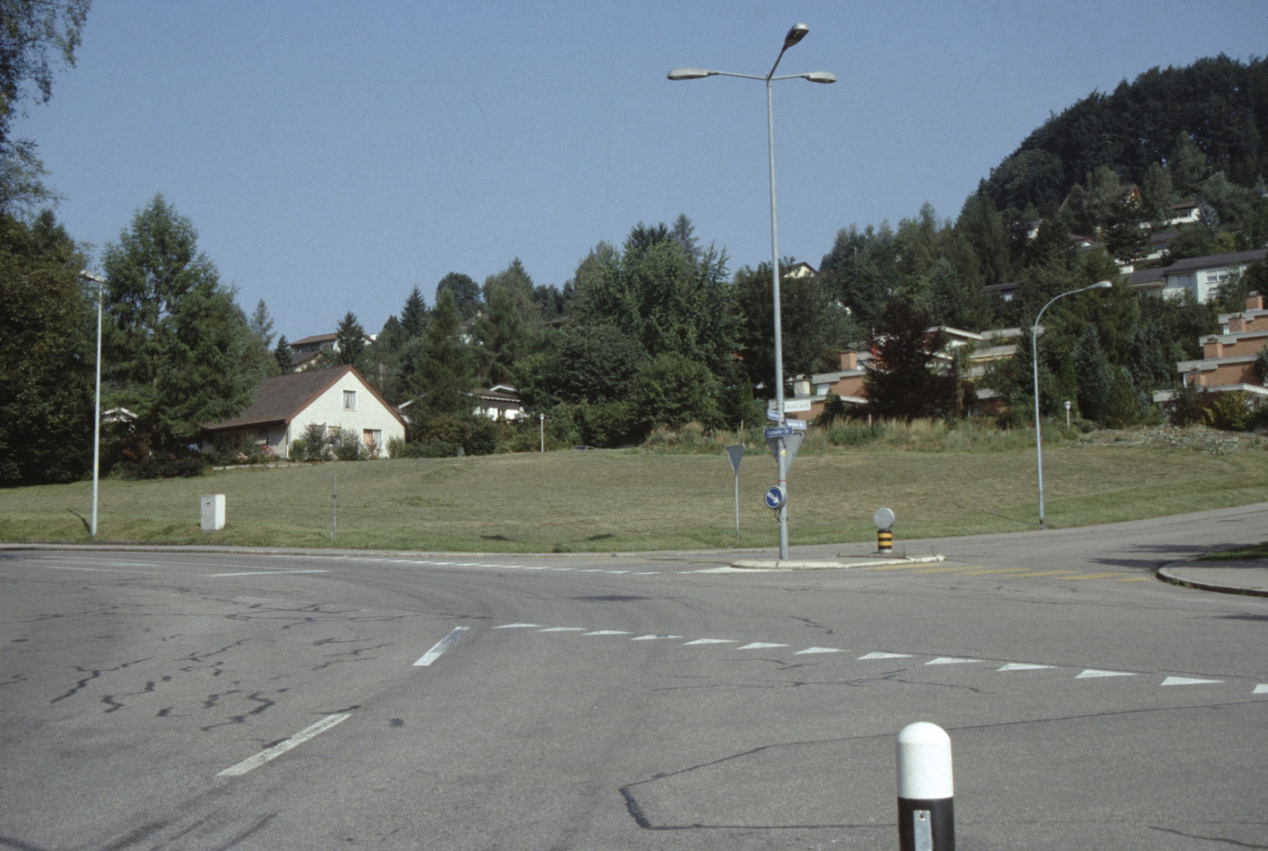 Ende Bahnhofstr. Adetswilerstr.