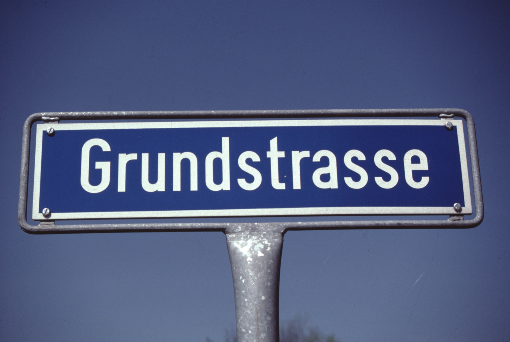 Grundstrasse