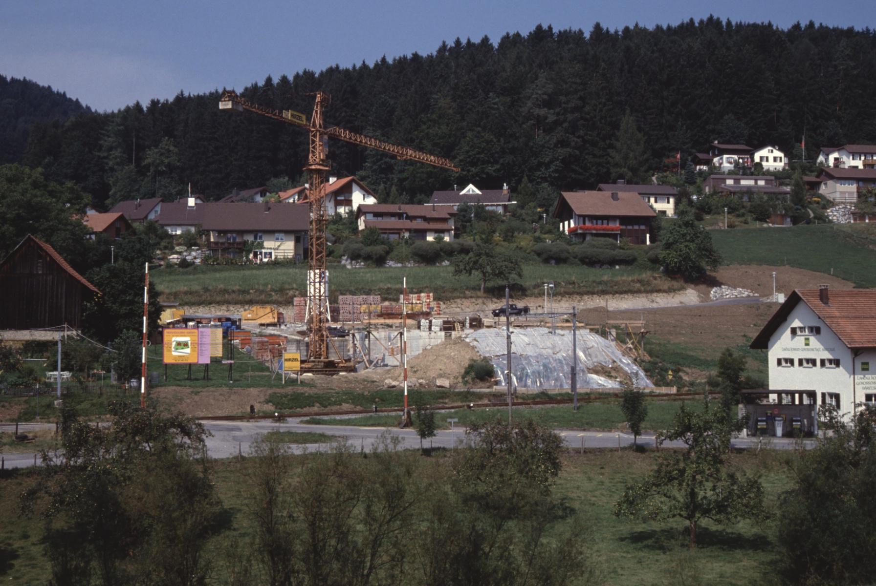 Grundstrasse und Lettenberg