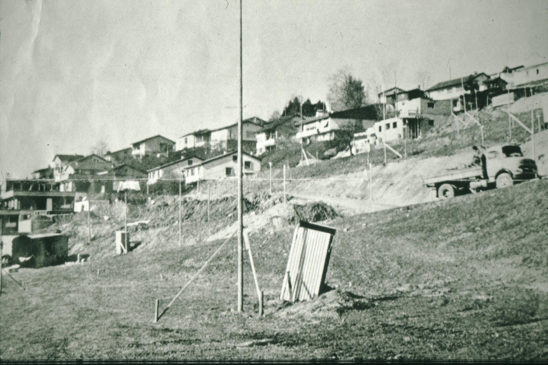 Rigi- und Engelsteinstr. im Bau