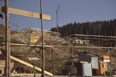 Rainstr - Rigistr, Terrassenhäuser im Bau