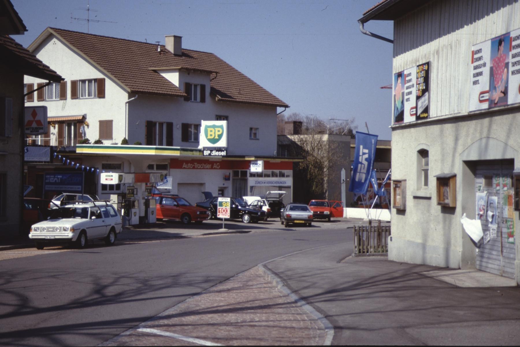 Bahnhofstrasse Grage Trachsler + Coop