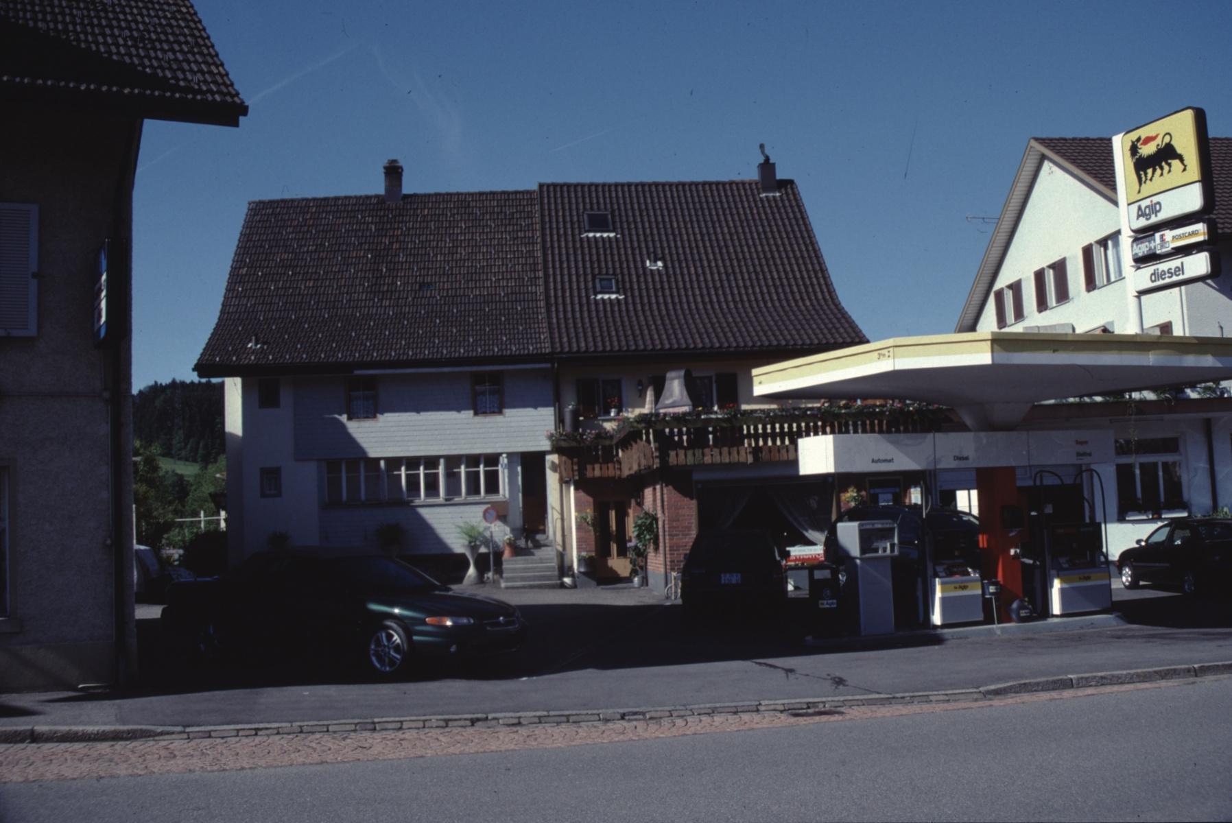 Haus + Garage Trachsler