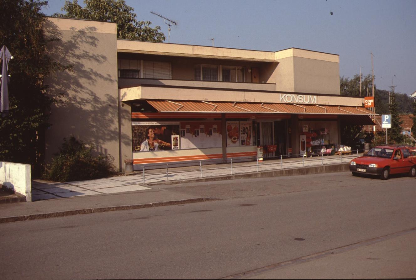 Coop - Konsum Bahnhofstrasse 9