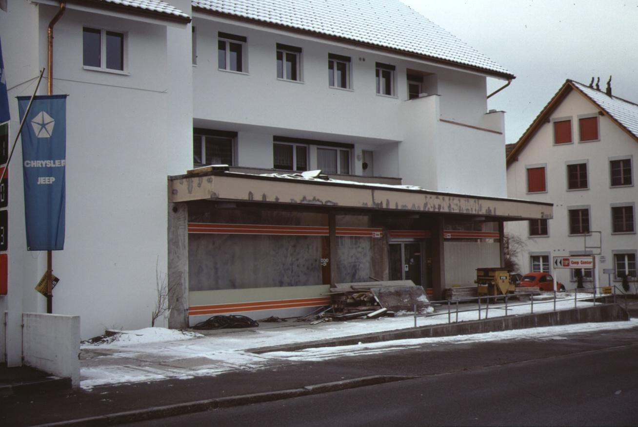 Bahnhofstrasse 9, alter Coop