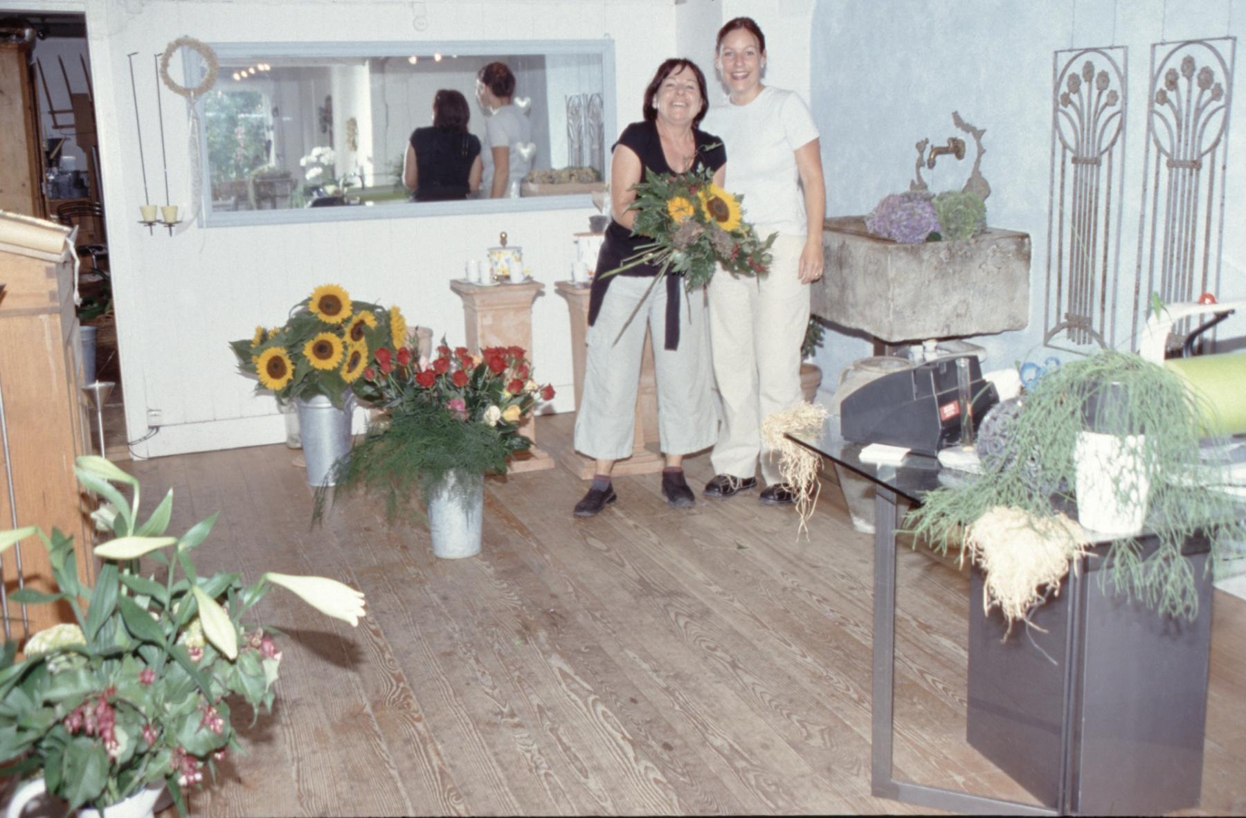 Fleur en vogue Melanie + Dunja