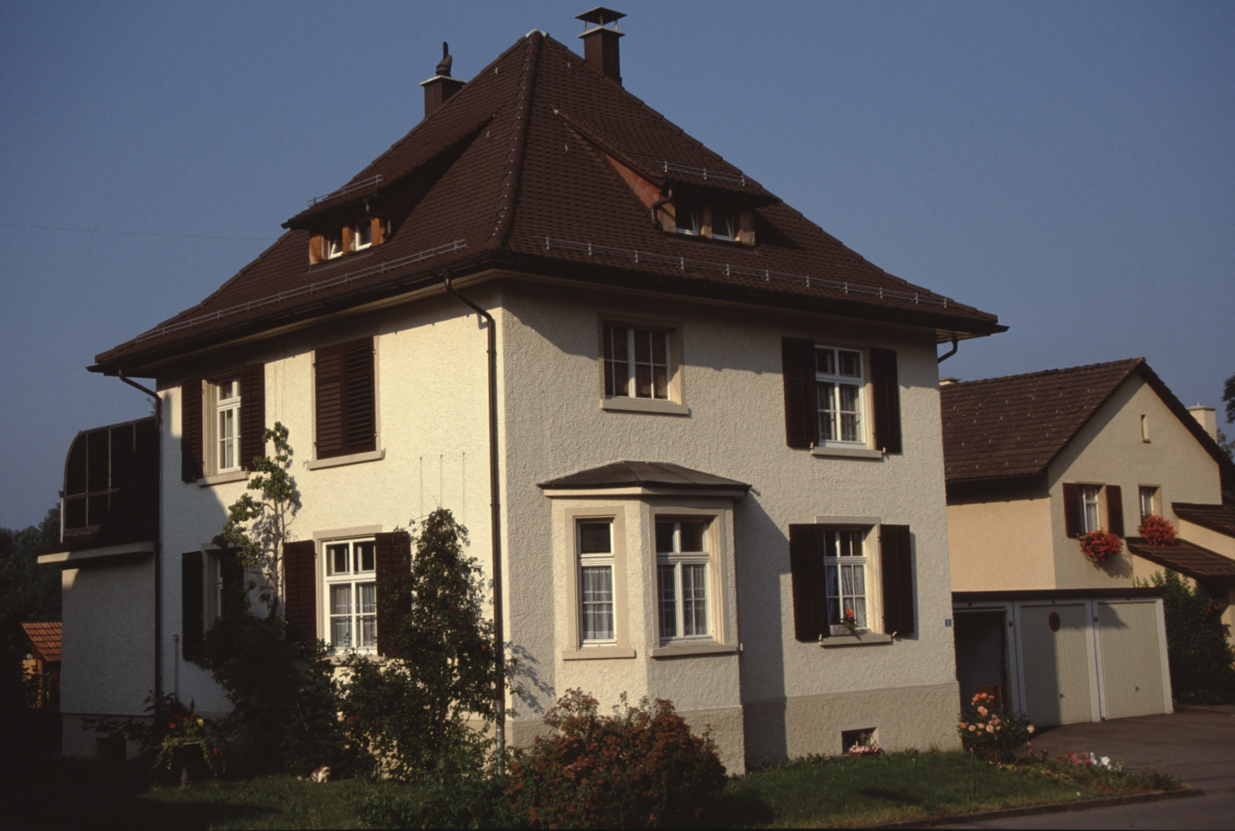 Bahnhofstr 15, Haus Toni Wäfler