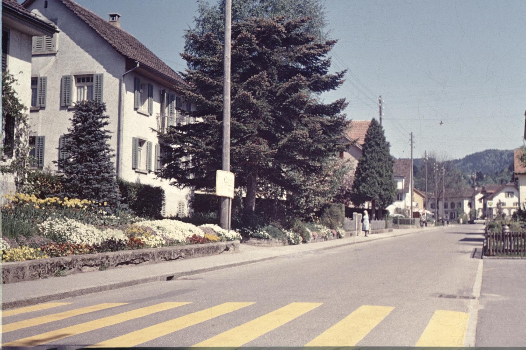 Bahnhofstr 12, Haus A. Sturzenegger (1966)