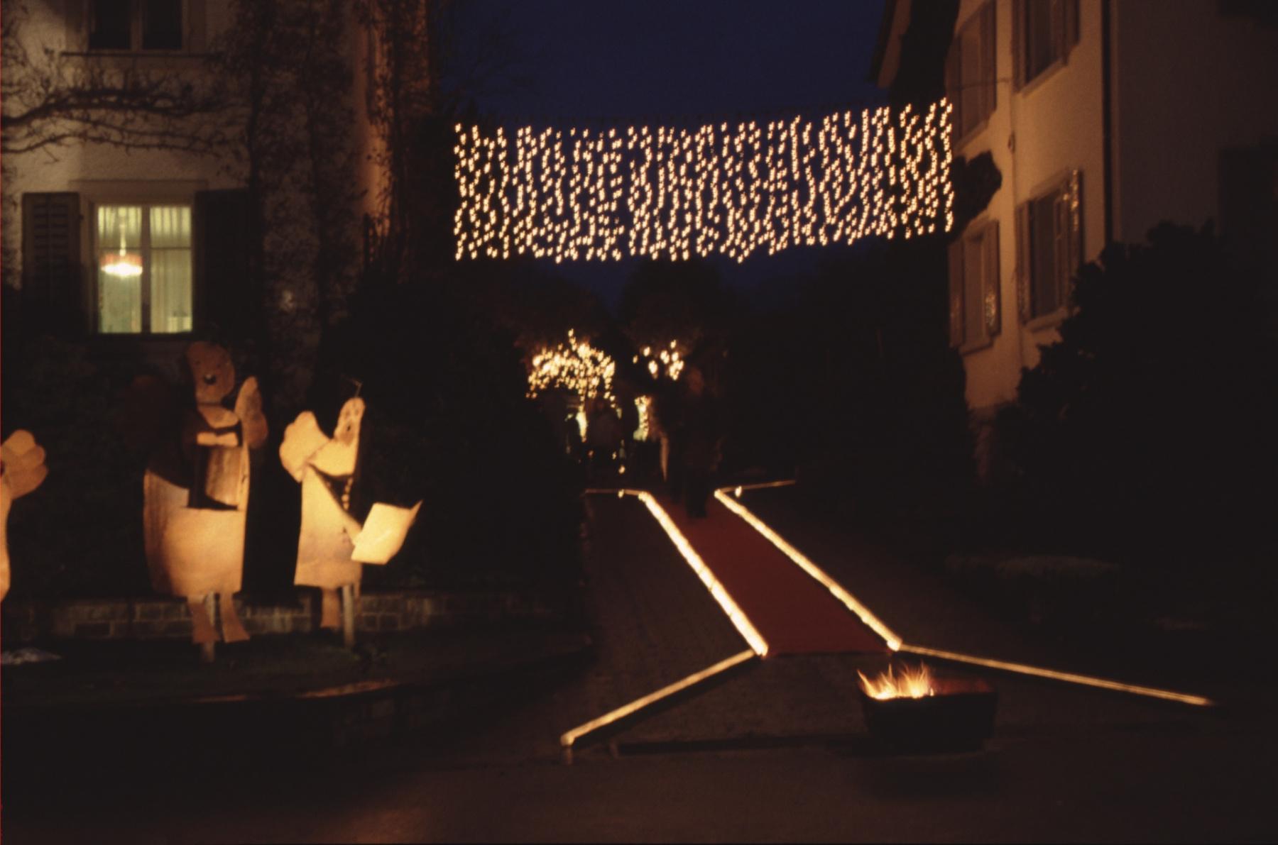 weihnachtsausstellung Sturzenegger (2007)