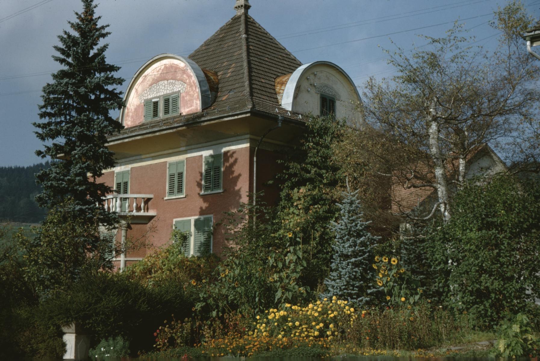 'Rotes Haus' 'Eperi-Huus' 1966