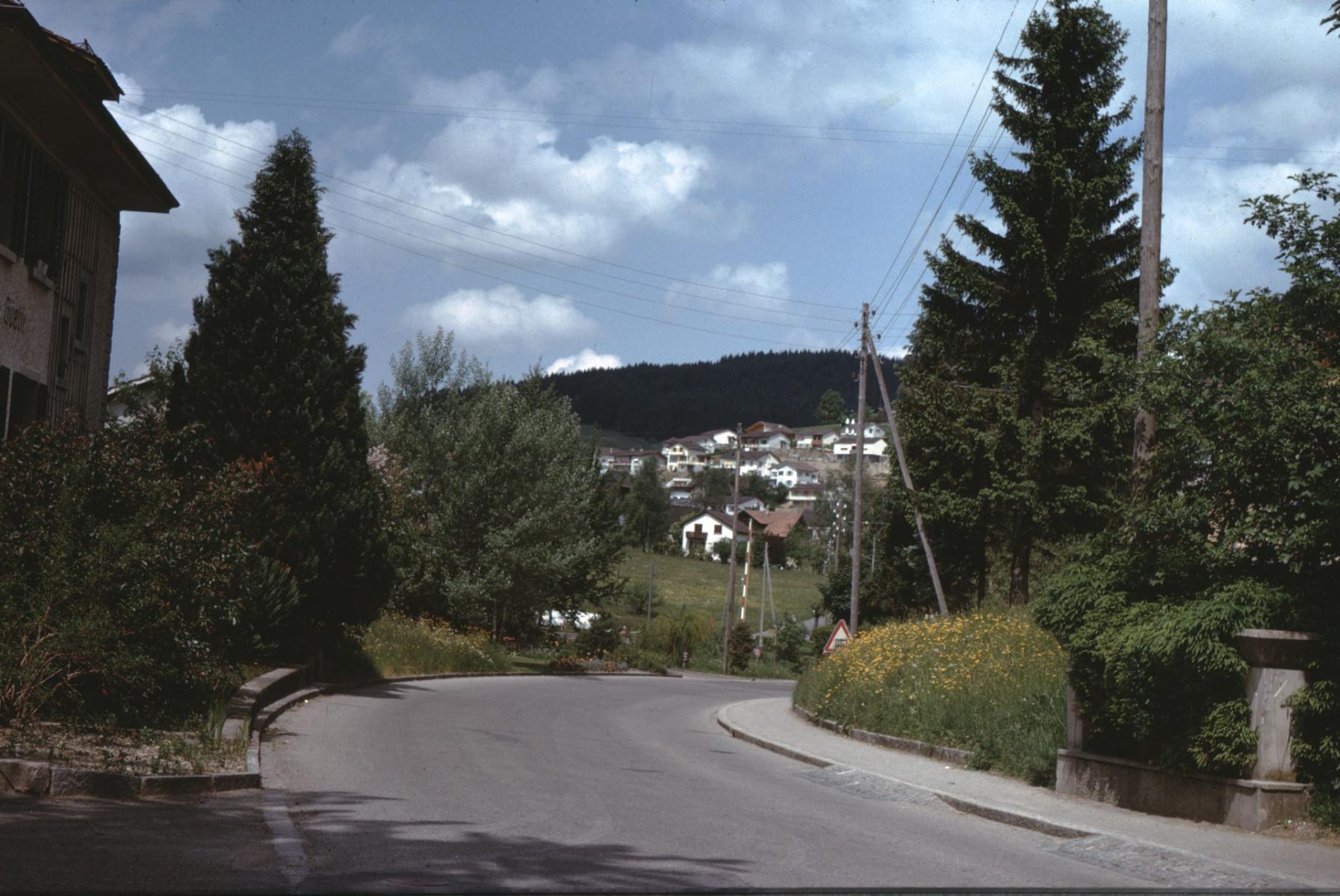 Bahnhofstrasse mit Güetli