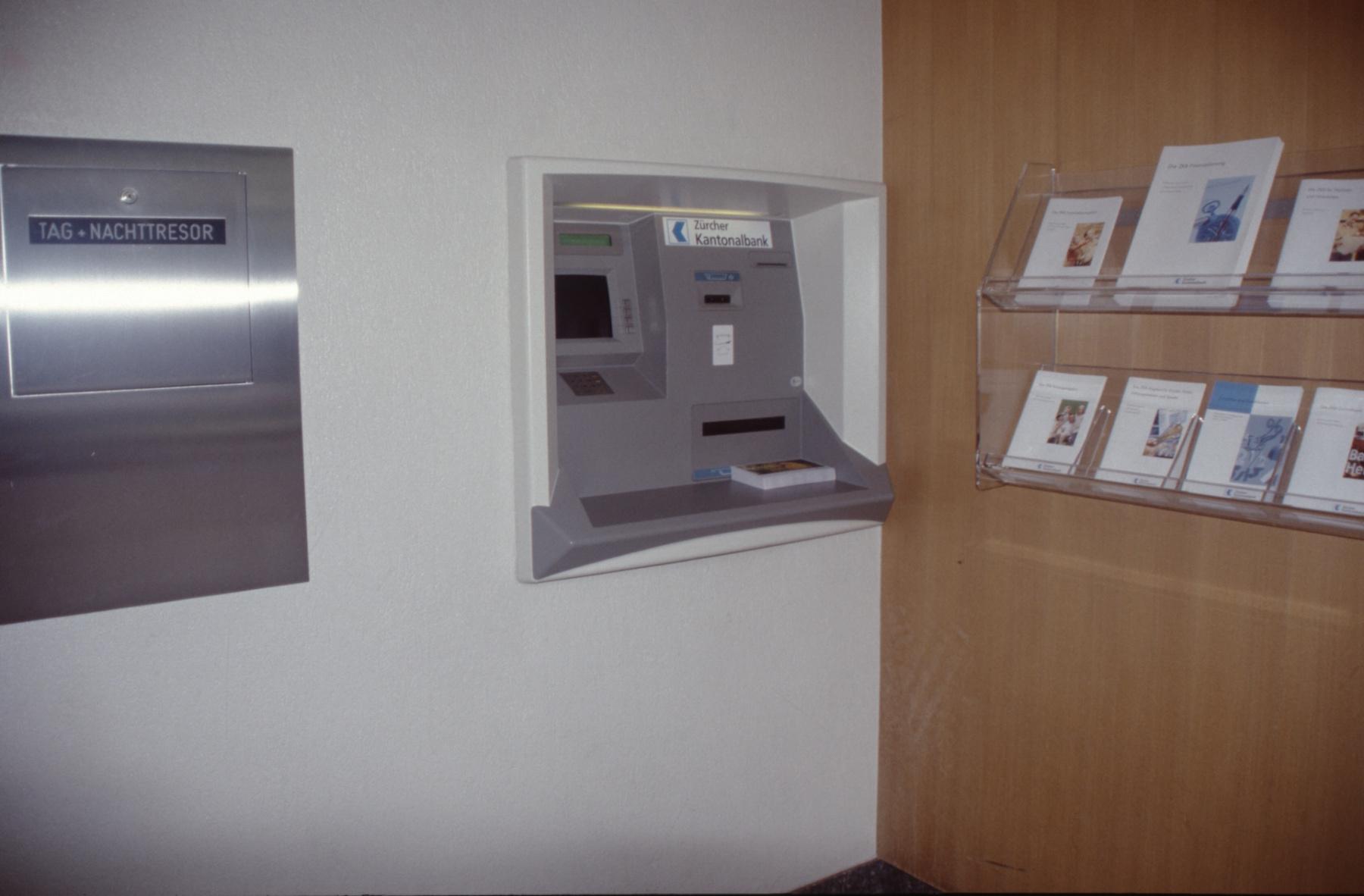 Kontonalbank Tr N. Tresor 1 Bankomat