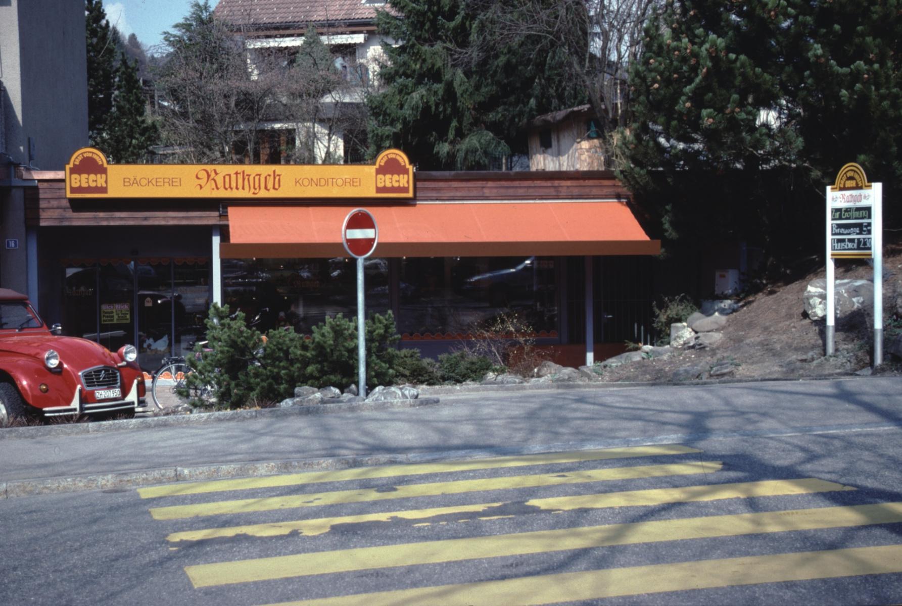 ZKB neue Bäckerei (1995)