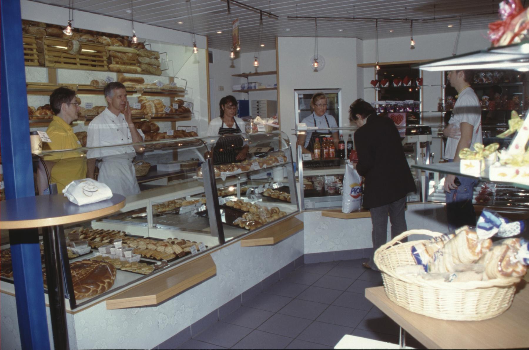 Eröffnung Konditorei Café Ziegelhütte