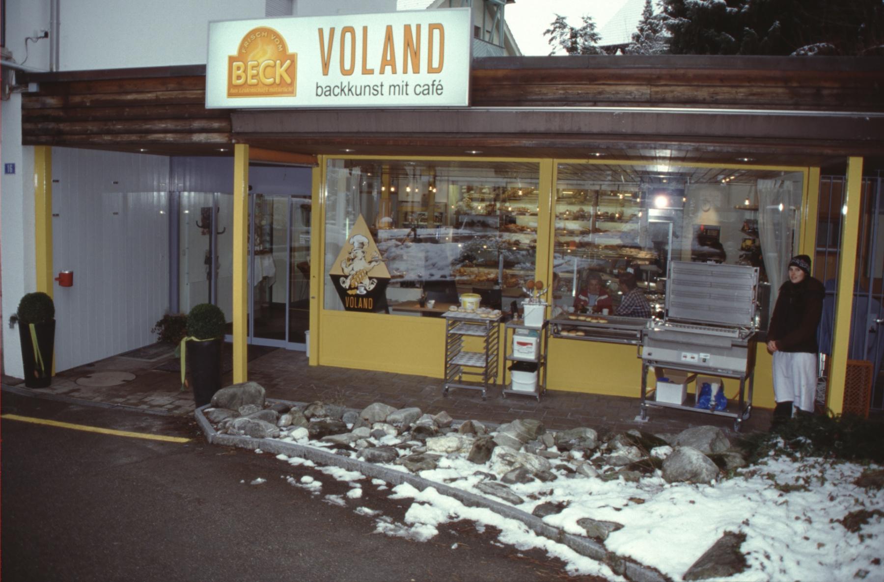 Nach Café Ziegelhütte neu Café Voland