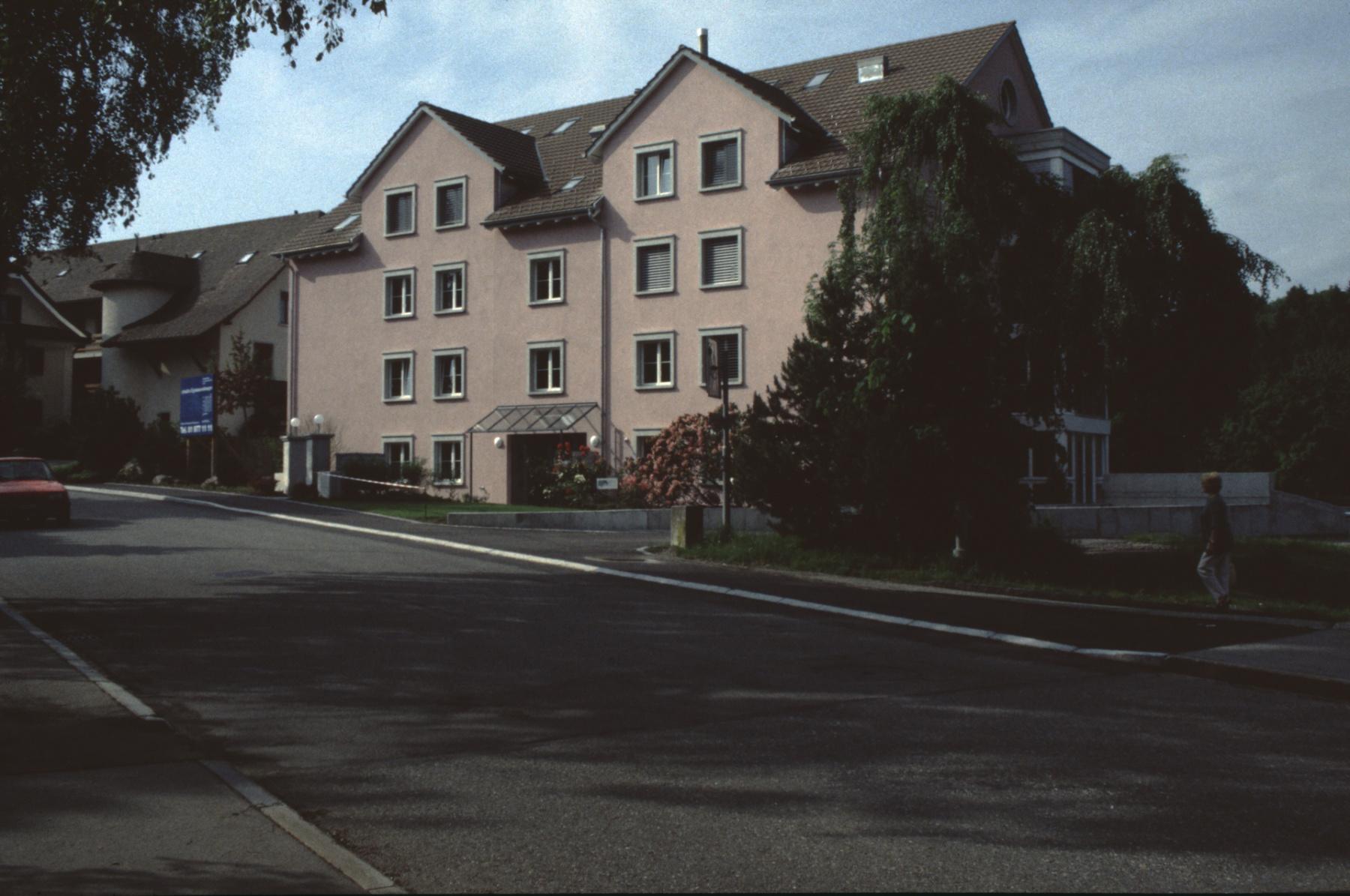 Eigentumswohnungen, wo Haus Bosshard stand