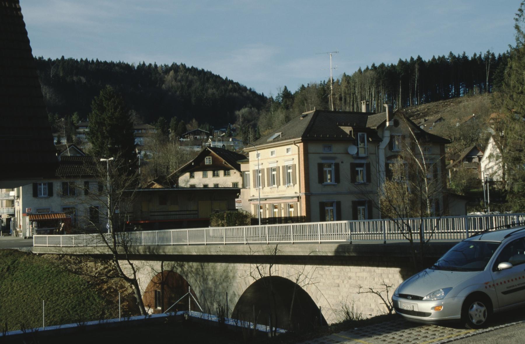 Bahnhofbrücke