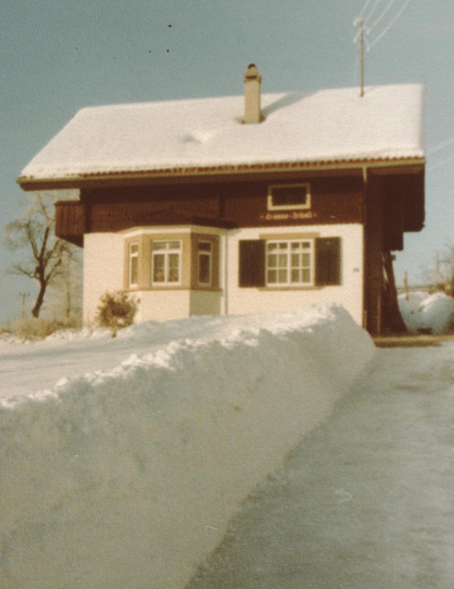 Haus Muggli (Sunnehüsli), resp. Hugo Markstaller