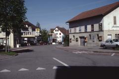 Anfang der Bahnhofstrasse