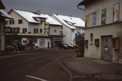 Bahnhofstrasse Grage Trachsler + Coop (Winter)