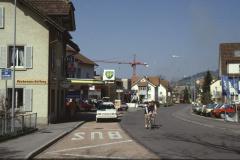 Obere Bahnhofstrasse (Fahrradfahrer)