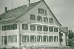 Alter Bären, Sekundar Schullokal 1862-1878