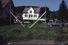 Überbauung bei der ehemaligen Liegenschaft Buchmann