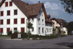 Bahnhofstr, Neubau, ehemals Liegenschaft Küng/Buchmann