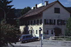 Bahnhofstr 6, ehemalige Bäckerei (fern)