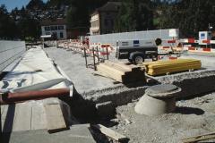 Sanierung Bahnhofbrücke
