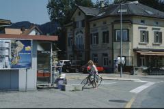 Rest. Bahnhof und Kiosk