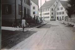 Hag Villa Spörri, Metzgerei, Bären, Linde, Buchmann - Lindenplatz
