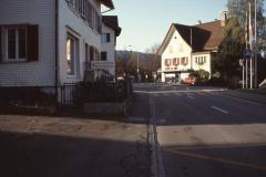 Haus ehemals Buchmann, Metzgerei Linde