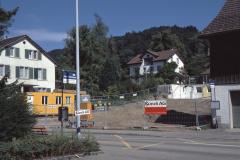 Lücke zwischen Haus + Scheune Grimmer wird überbaut