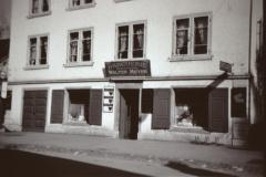 Baumastr.8,  Drogerie Meyer-Walder (vor Umbau von 1952)