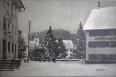 Bären - Villa Spörri, Linde