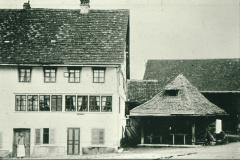 Alte Schiede, abgebrochen 1906