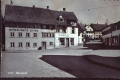 Dorfplatz Rest. Linde + Xconsum