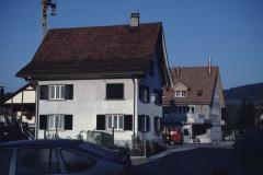 Haus Gnehm mit Neubau COOP