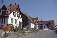 Gupf, Friedenskirche und Neubauten