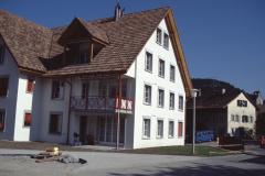 Gupfstr, Neubau an Stelle Haus ehem. Schneider Küng resp. Bachmann