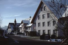 Gupfstr mit Friedenskirche