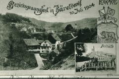 Alte Mühle, Bezirksgesangsfest
