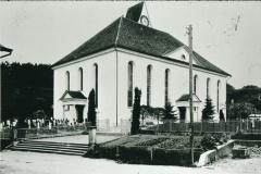 Ref. Kirche & Friedhof