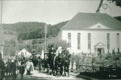 Ref. Kirche Kutschenhochzeit
