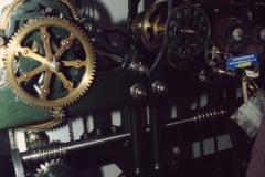 Ref. Kirche Turmbesteigung Uhrwerk