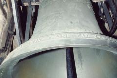 Ref. Kirche Grosse Glocke